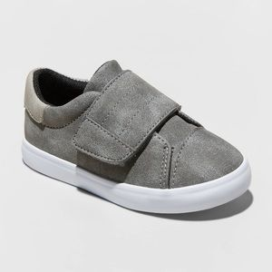 Toddler Boys Gray Sneakers Lorenzo